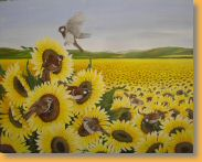 sunflowers and kereru 009.jpg